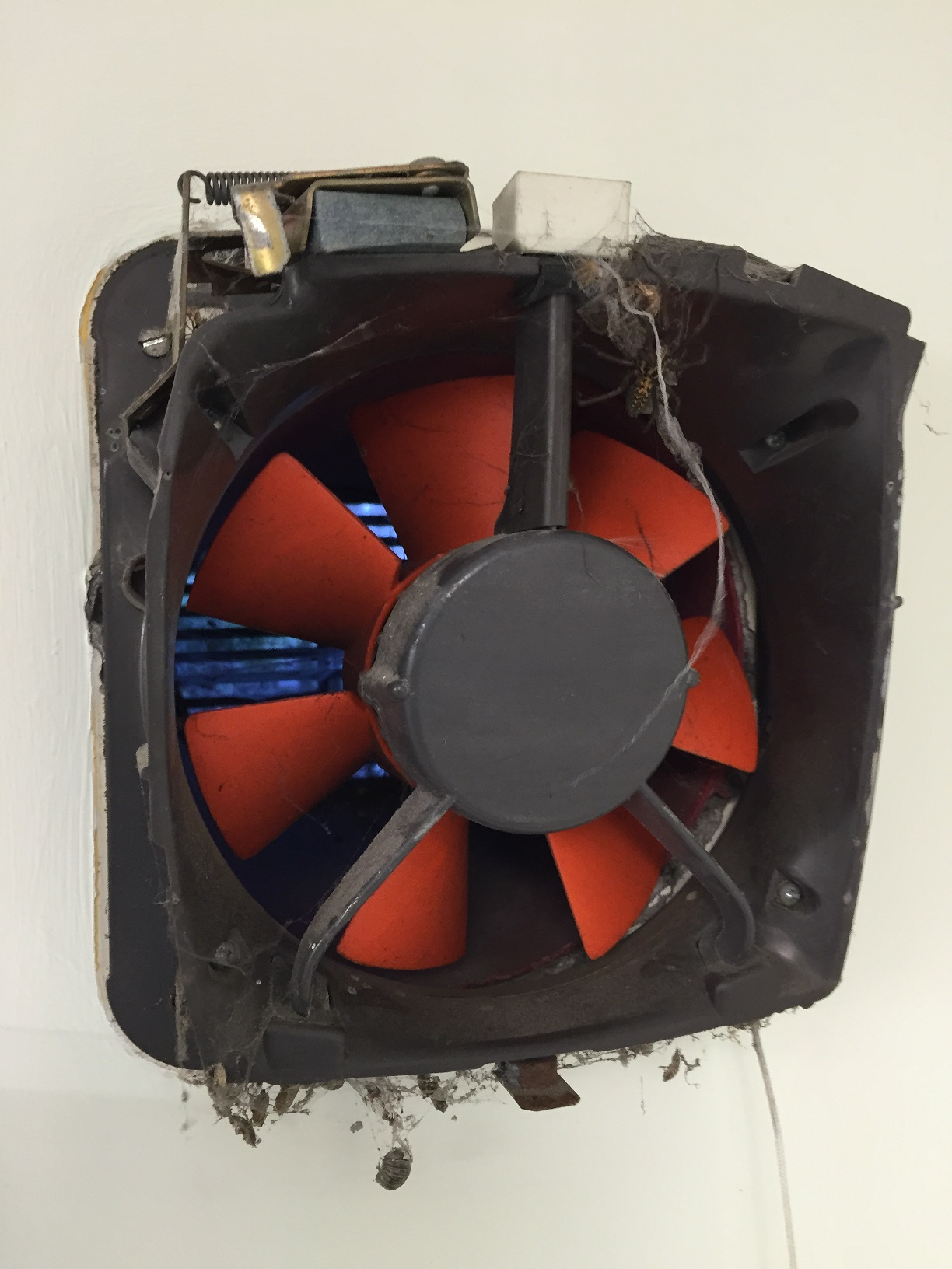 Dirty Extractor Fan